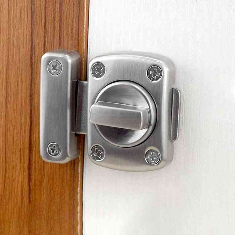 Stainless Steel Twist Latch With Bolts