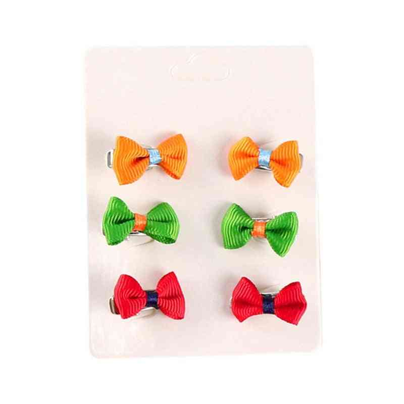 Bowknot Type-baby Hair Clips