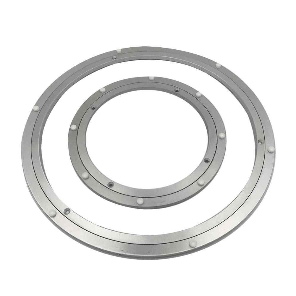 Durable Practical Aluminium Alloy, Rotating Bearing-swivel Plates