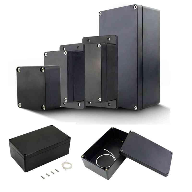 Abs Plastic , Ip65 Waterproof , Flame Retardant Electrical Junction Box