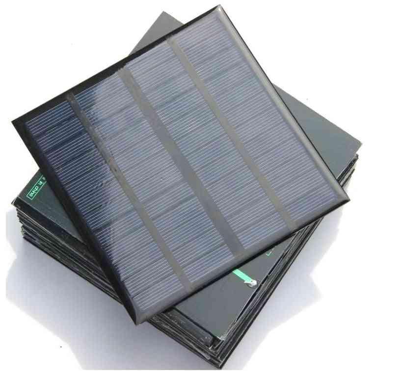 3 Watt Polycrystalline Silicon Mini Solar Panels