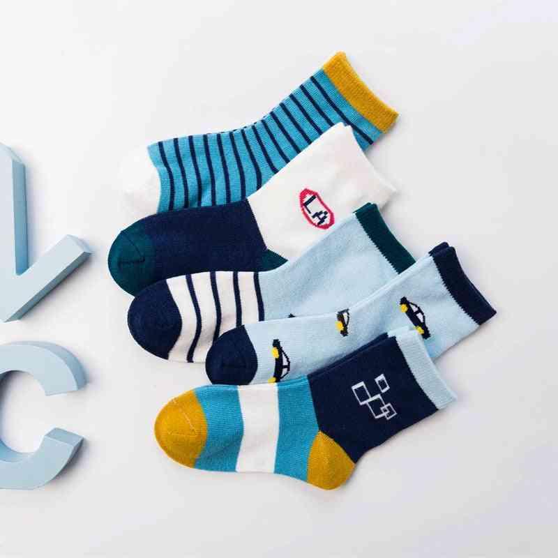 Lovely Car Text Safe Comfort Skarpetki Sock