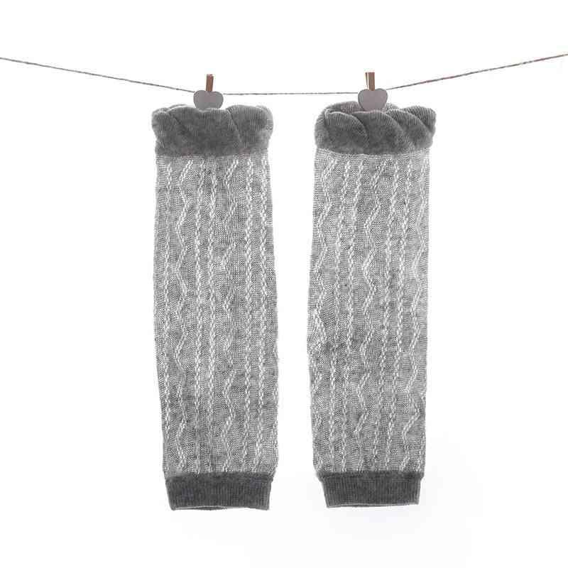 Newborn Knee High Long Leggings - Breathable, Anti-mosquito, Leg Warmers Socks