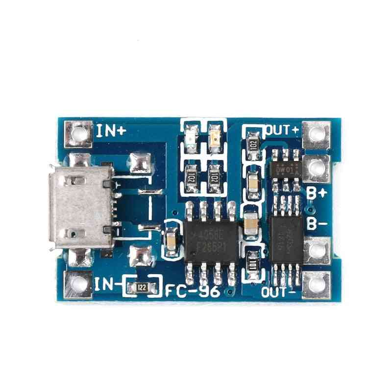 5v 1a Micro Usb Charging Board With Dual Function
