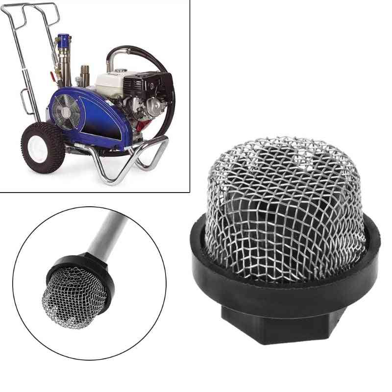 Professional Inlet Suction Strainer, Mesh Filter Intake Hose For Airless Sprayer
