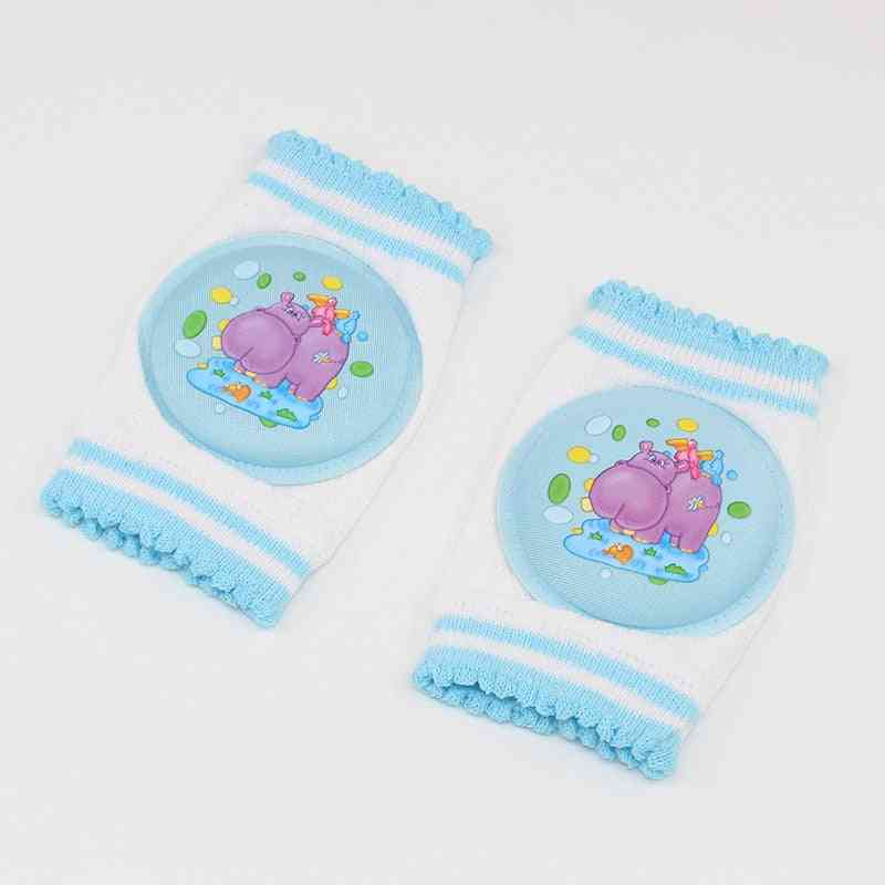 Non Slip, Elbow/knee Protector- Safety Warmer Pads For Crawling Babies
