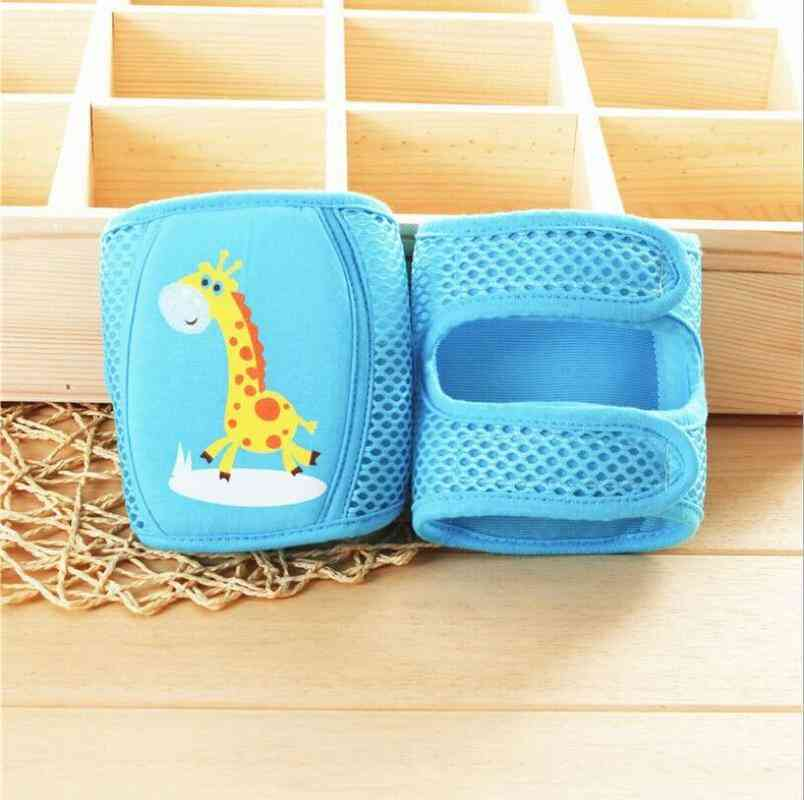 Elbow, Knee Protector Pads For Crawling Kids