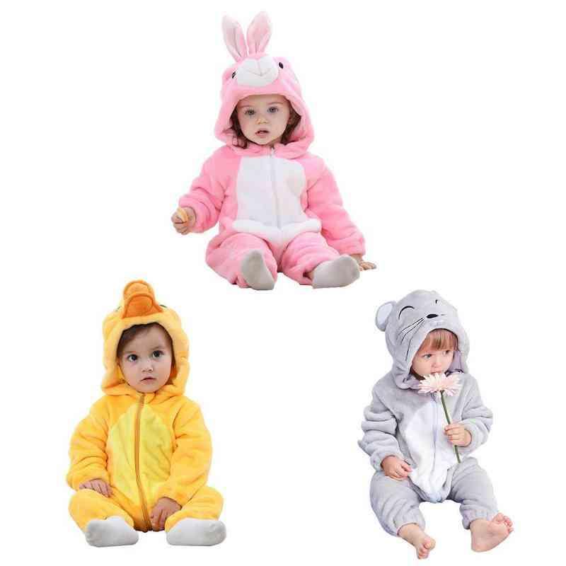 Kids Pajamas Set -animal Pegasus Pig Rabbit For