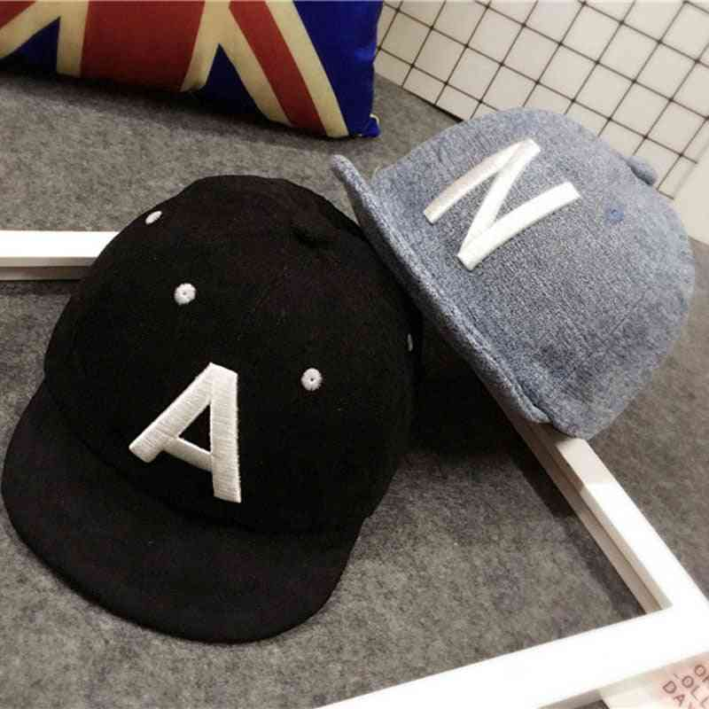 Baby Boy Hat - Cotton Printed Baseball Cap
