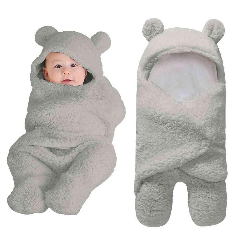Flannel Comfortable Warm Sleeping Blanket For Boy, Girl