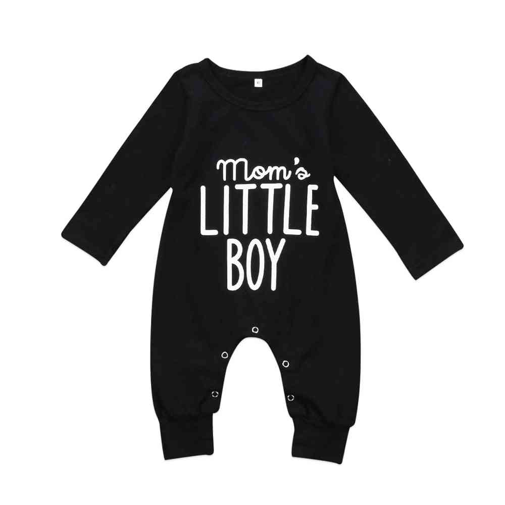 Long Sleeve Jumpsuit / Playsuit For Little Boy Outfits