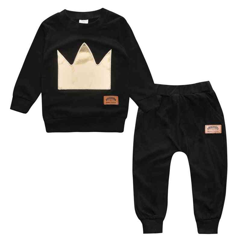 Soft Cotton, Baby Clothes - Long Sleeve, Tops+pants