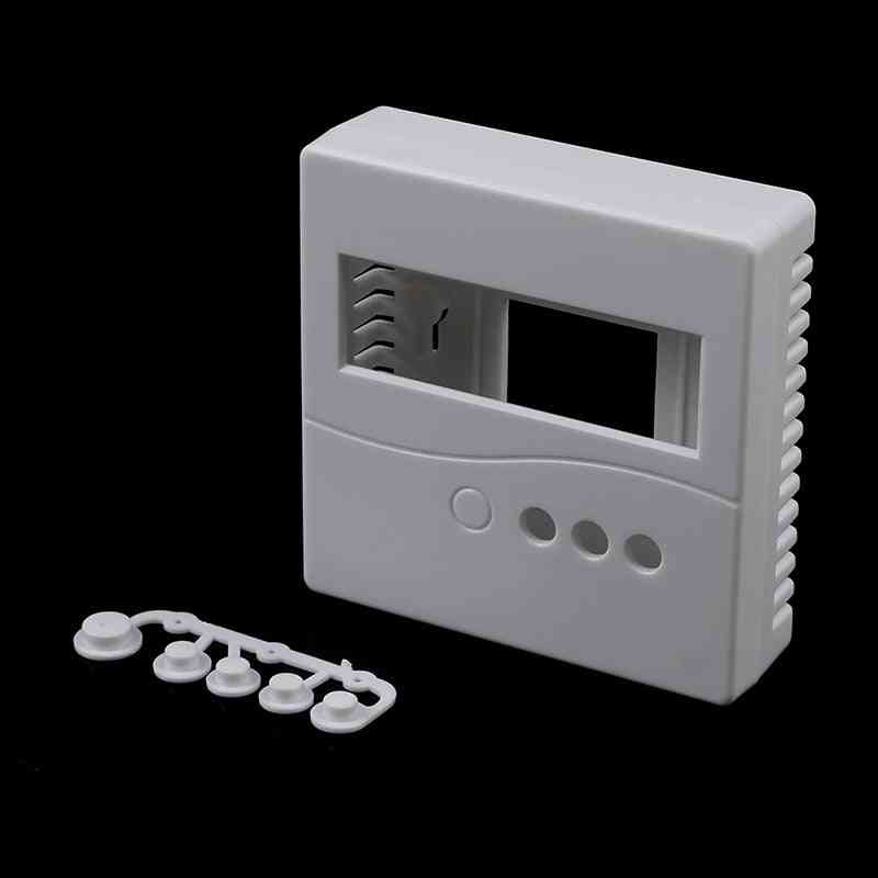 Plastic Project Box, Enclosure Case For Diy Lcd1602 Meter T