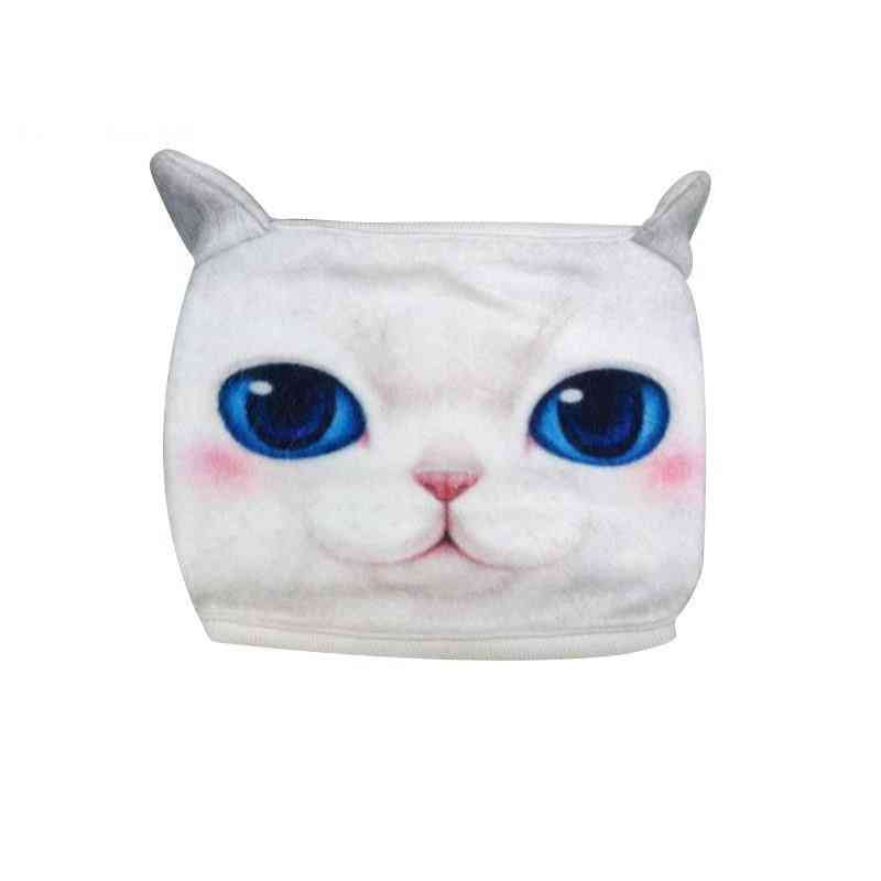 Dogs & Cat Mask - Cute Puppy Kitten Anti Dust Face Cover
