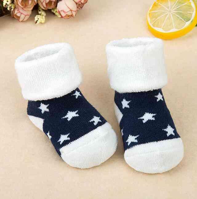 Newborn Cotton Autumn Socks