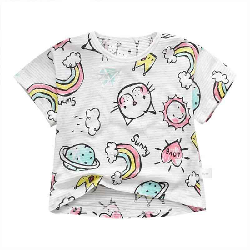 Baby Clothing, Short Sleeve Round Neck T-shirt