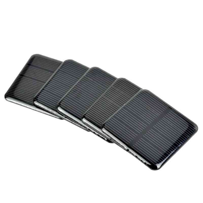 10pcs 2v 160ma Polycrystalline Silicon Solar Panels