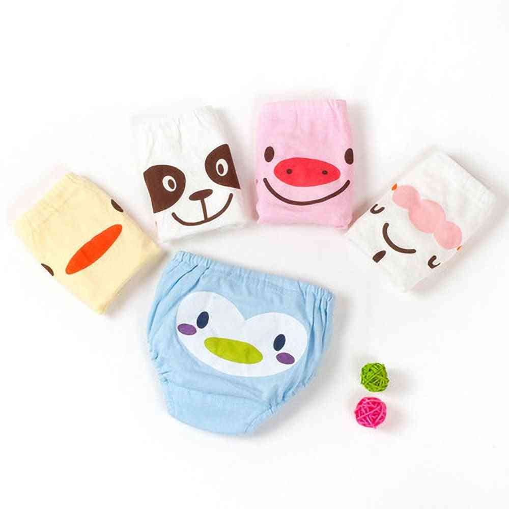 Underwear Baby Triangle, Cute Cartoon Bread Pants Shorts
