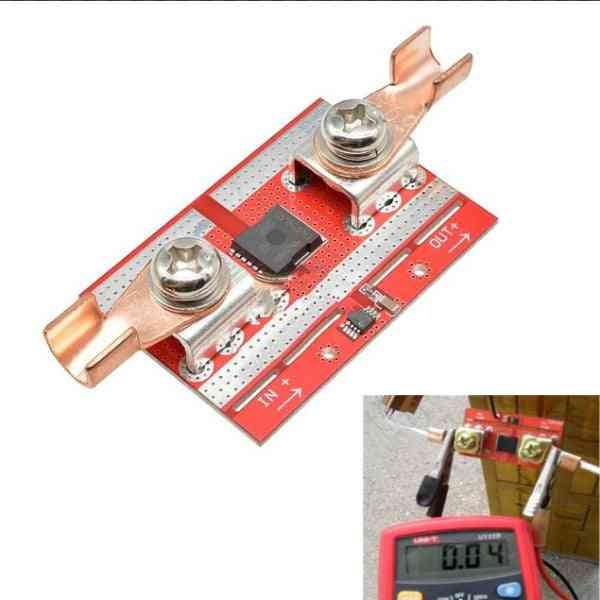 Solar High Power Positive High Voltage Ideal Diode Controller