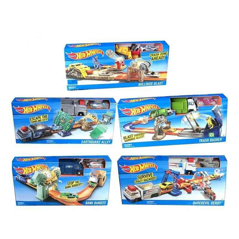 Multiple Style, Kids Car Race Track Series Toy