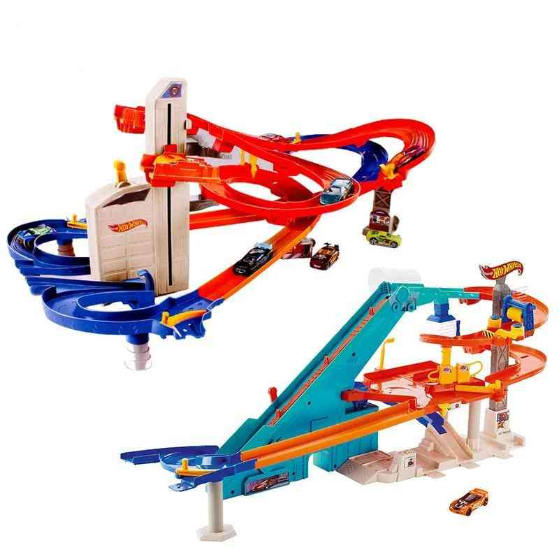 Non-stop, Multi Car Action Track, Auto-lift Expressway