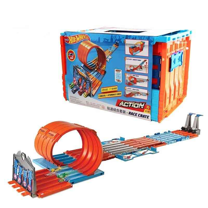 Multi-track Racing, 3 In 1 Play Way For
