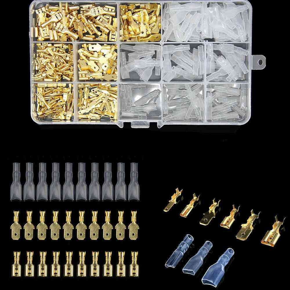 Insulated Male /female Wire Connector Assorted Kit