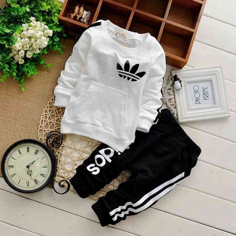 Baby Clothes - Suits Causal Sweat Shirts & Sports Pants