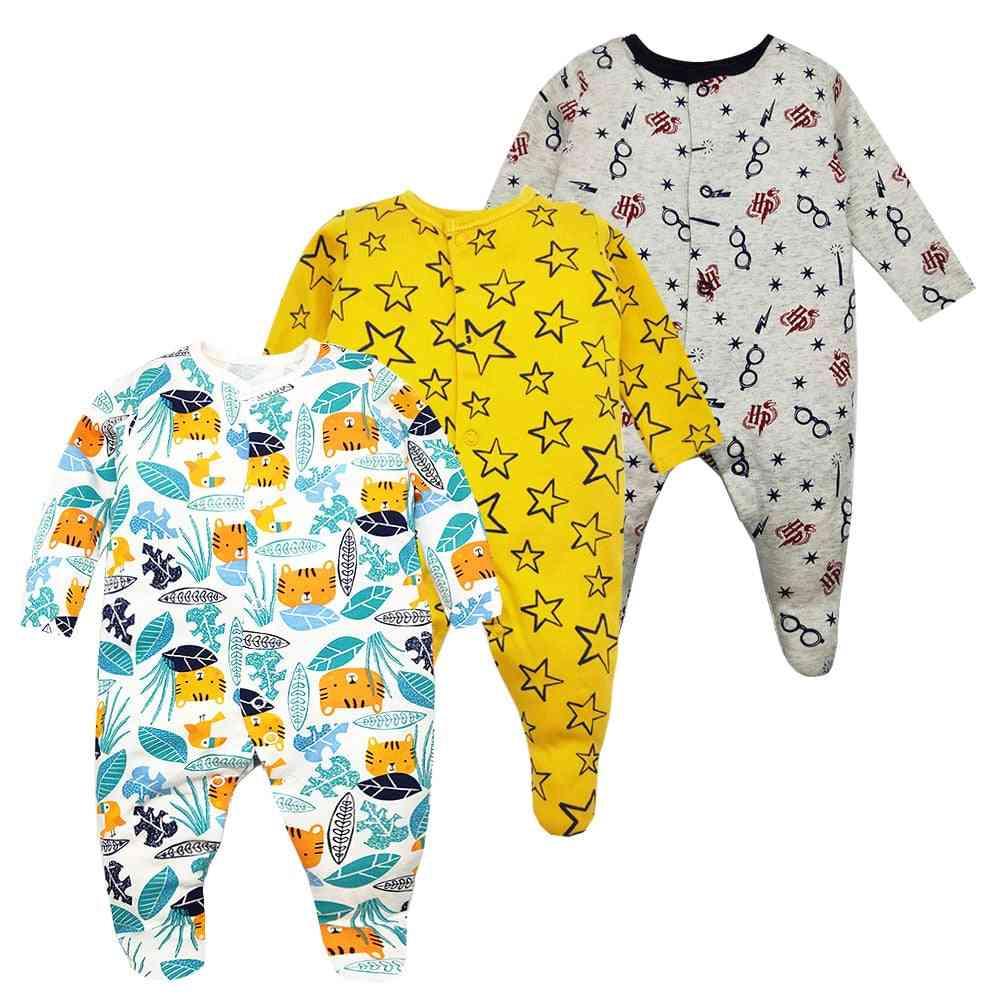 Long Sleeve Romper, Sleepsuit For Babies