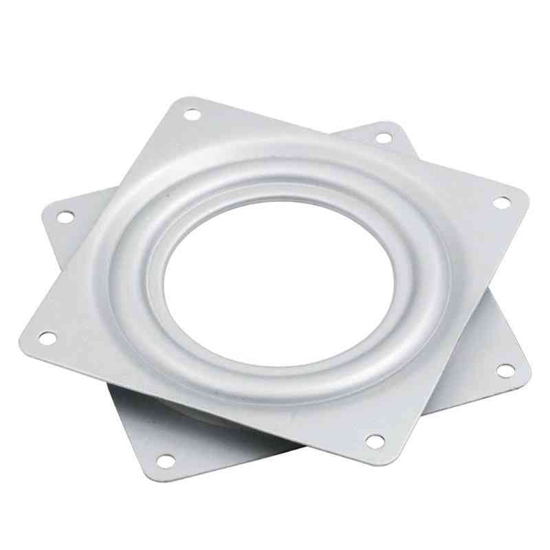 4 Inch Rotary Bearing Swivel Plate For Hardware Fitting