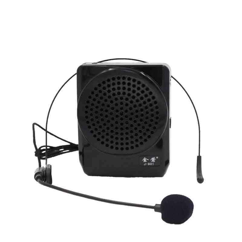 Portable Wall Amplifier Wireless Loudspeaker Megaphone External Voice For Teacher Tour Guide