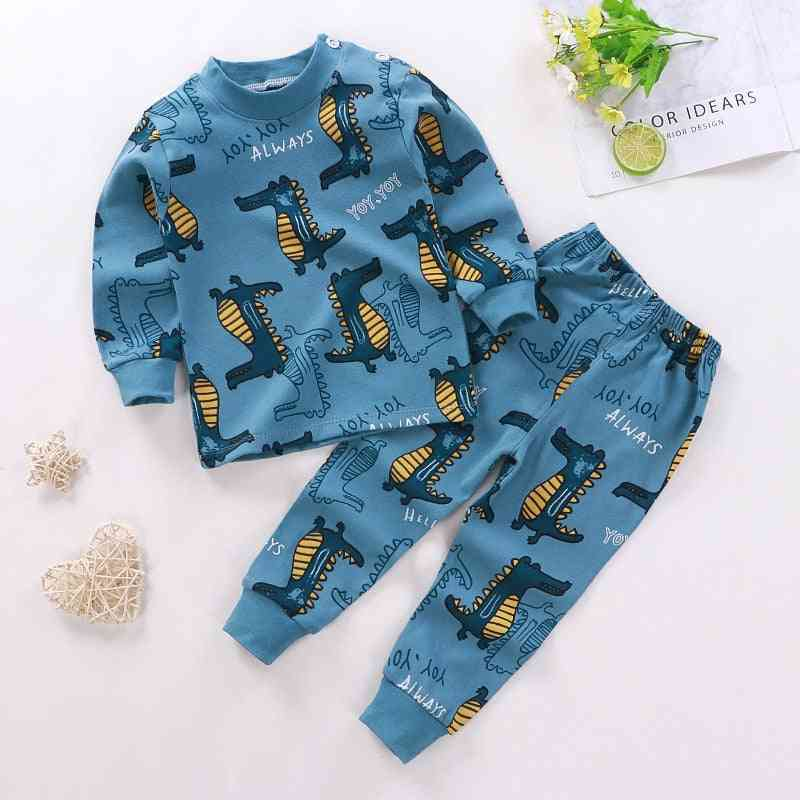 Cotton Long Sleeves T-shirts