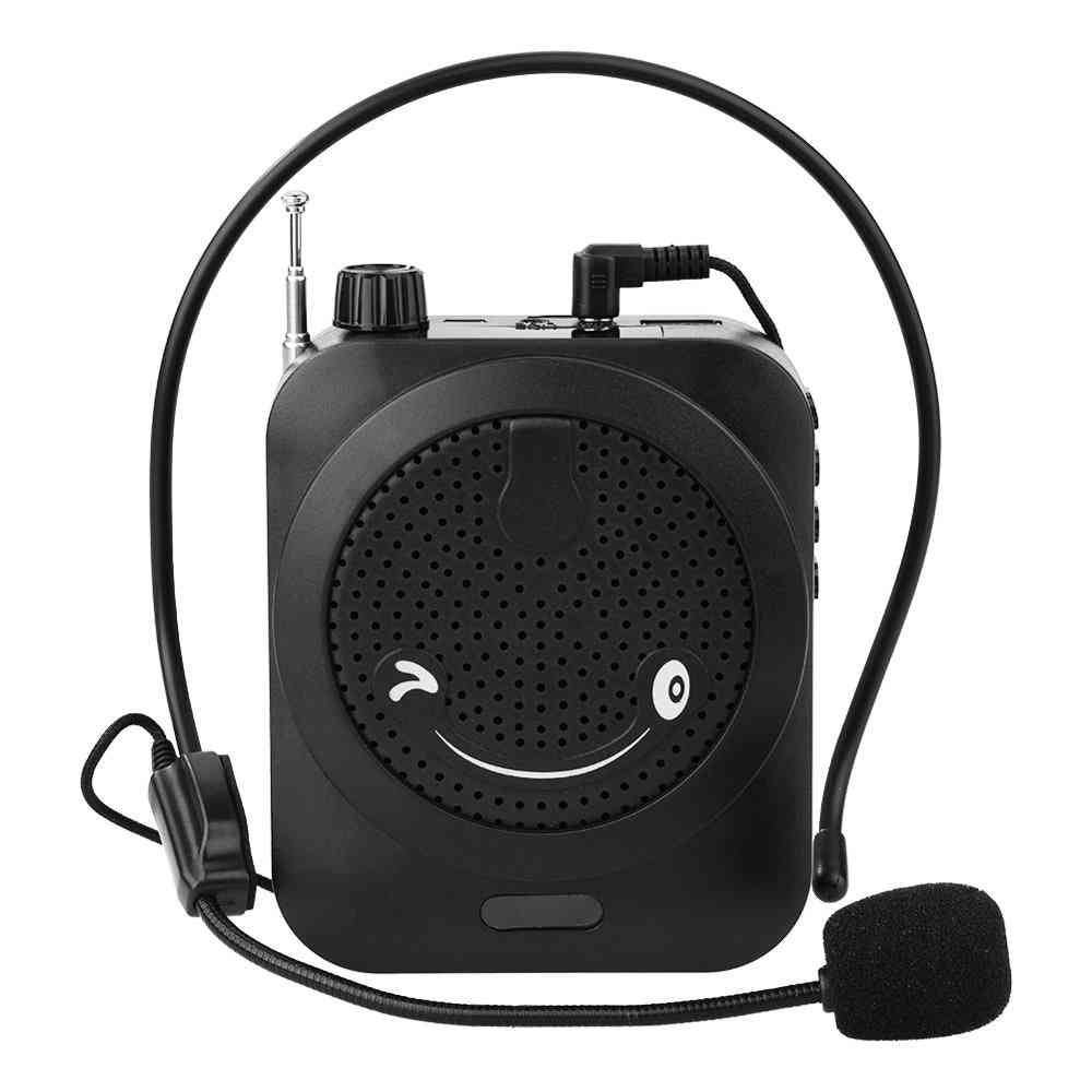 Portable Wireless Voice Amplifier For Teaching, Tour Guide, Sales