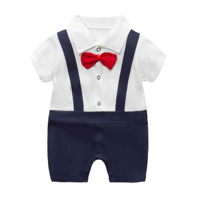 Baby Boy Girl Rompers Jumpsuits Summer Wear