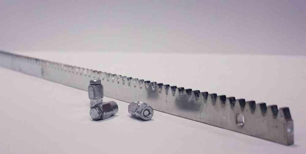 Cantilever Gear Rack For Sliding Gate- 4 Pieces Kit