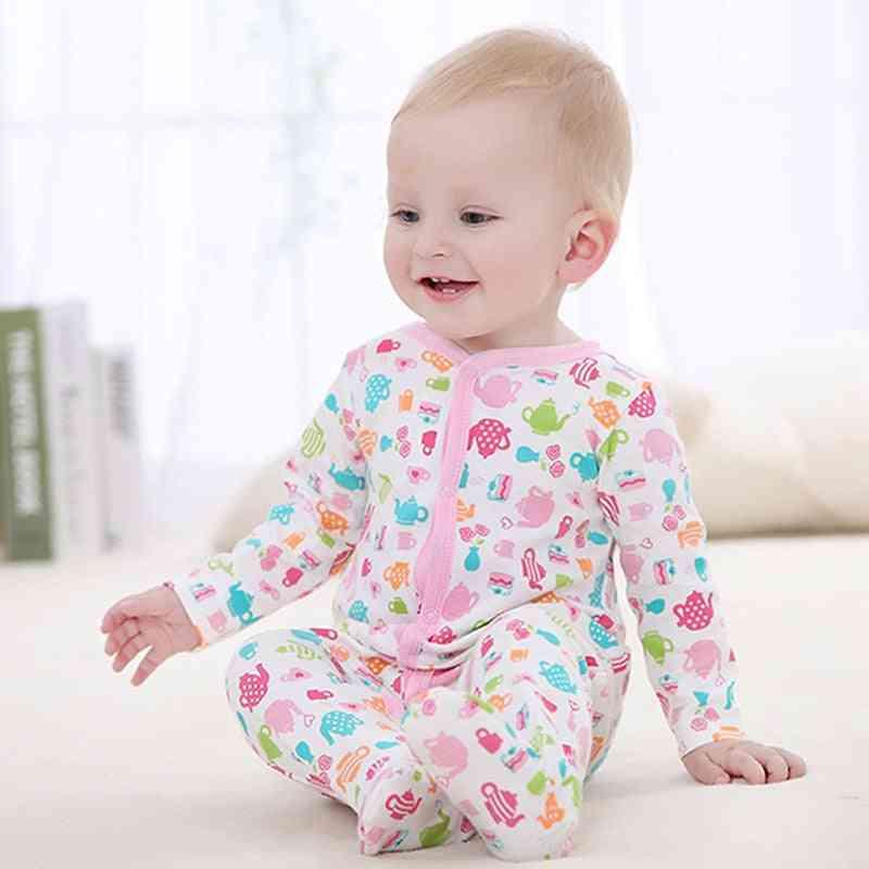 Sleep N Play, Super Soft Rompers-nightwear For Kids