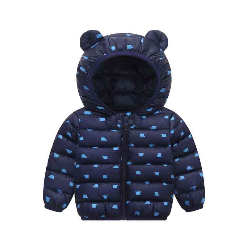 Autumn/winter Hooded Jackets For And