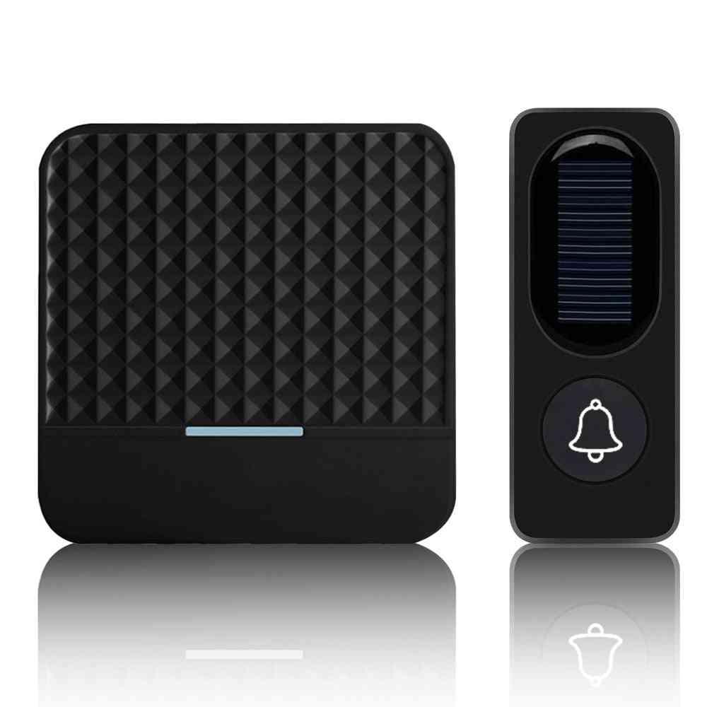 Solar Powered Waterproof Wireless Doorbell