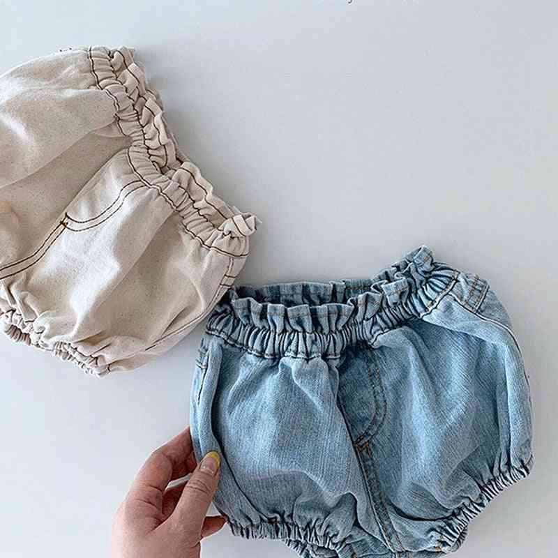 Hot Summer Cotton Teenage Shorts Jeans Clothes