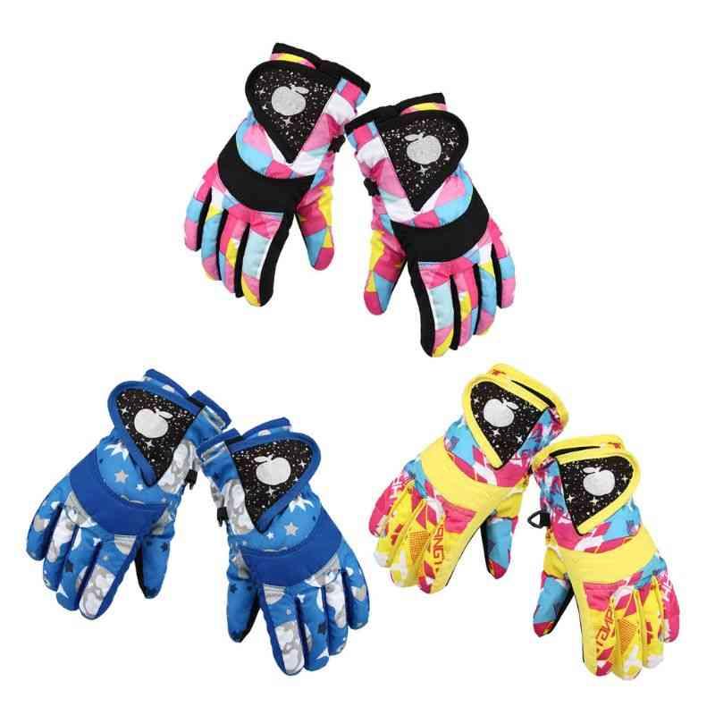Waterproof Winter Skiing Snowboarding Gloves