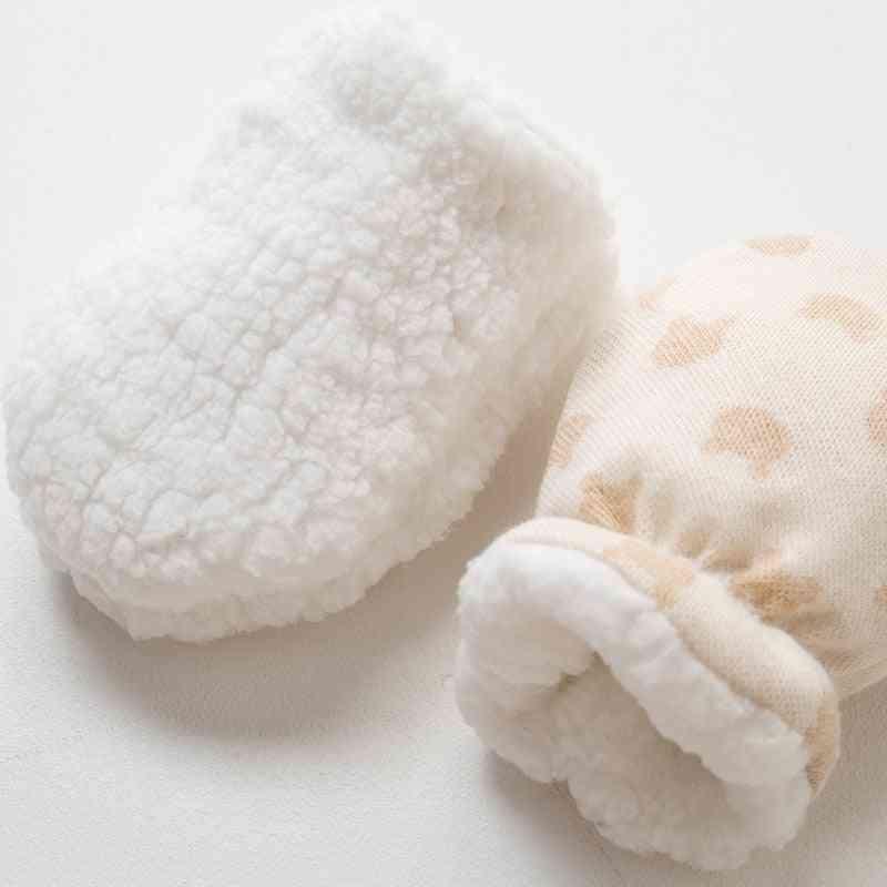 Anti-grab Warm Mittens-winter Gloves For Kids