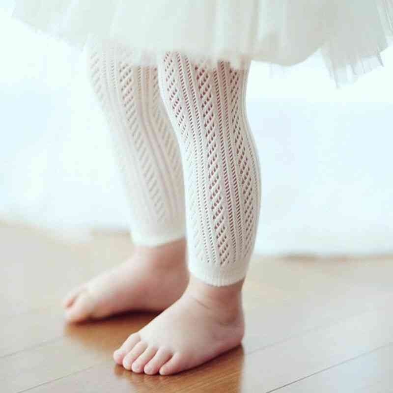 Newborn Toddler Baby Cotton Knee High Socks Tights Stockings
