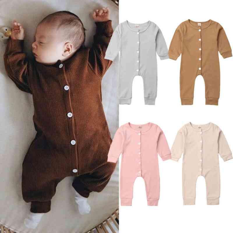 Fahsion Newborn Girl & Boy Long Sleeve Romper, Bodysuit / Jumpsuit / Playsuit Outfit