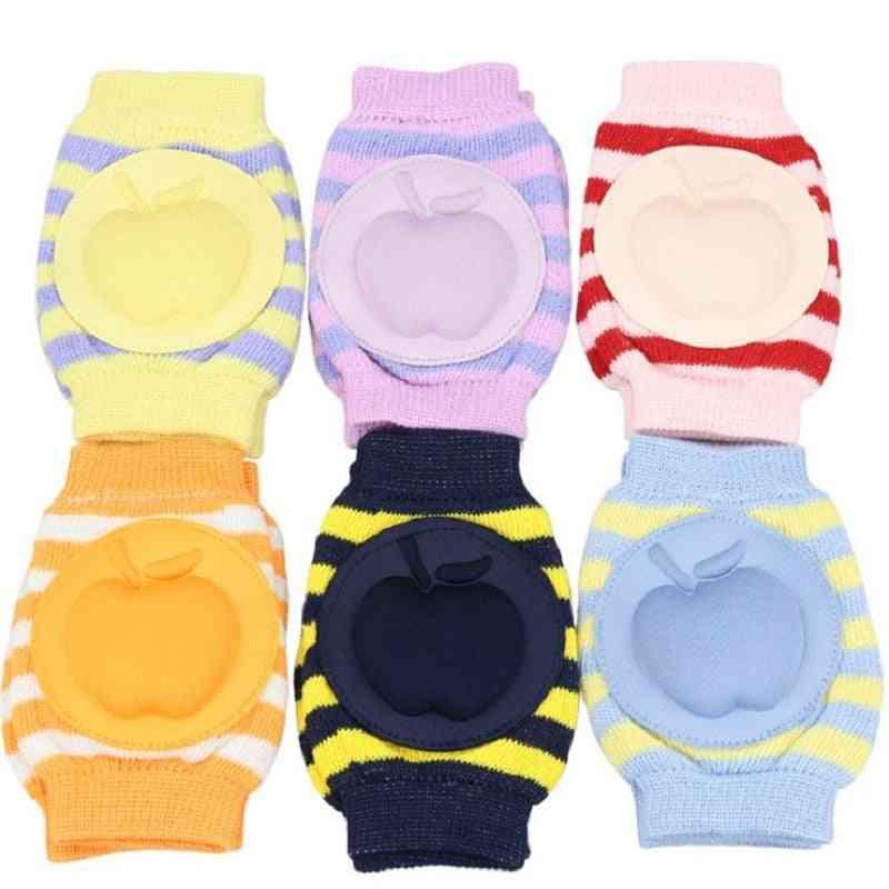 Newborn Crawling Cushion Mat - Leg Warmers Knee Pads