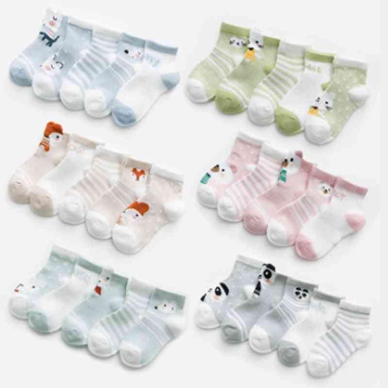 Thicken Cartoon Comfort Cotton Kids Socks - Clothes Accessories