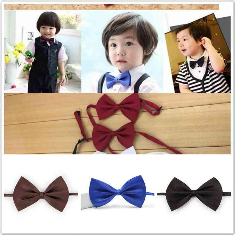 Children Butterfly Bow Tie
