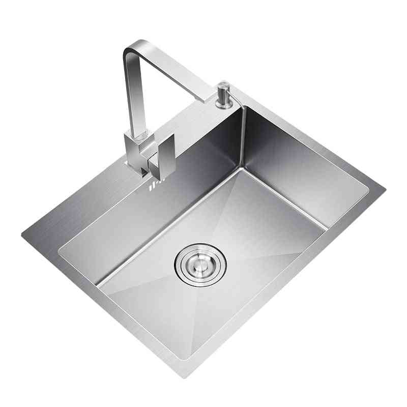 Stainless Steel Washing Basin - Above Counter Or Undermount