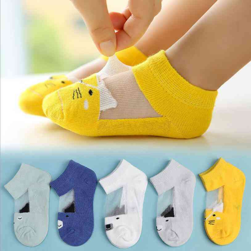 Thin, Comfortable And Breathable Cotton Socks