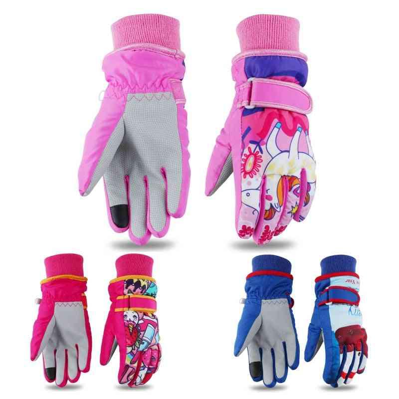 Boys / Gloves For Winter Warm