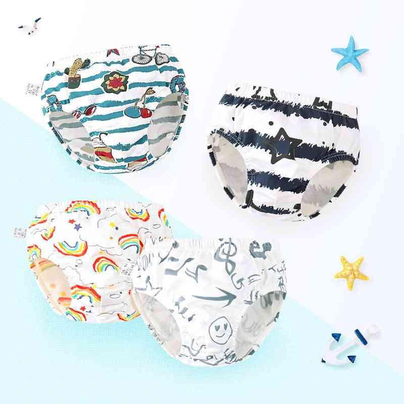 Baby Boy Panties, Cotton Underwear For Toddlers